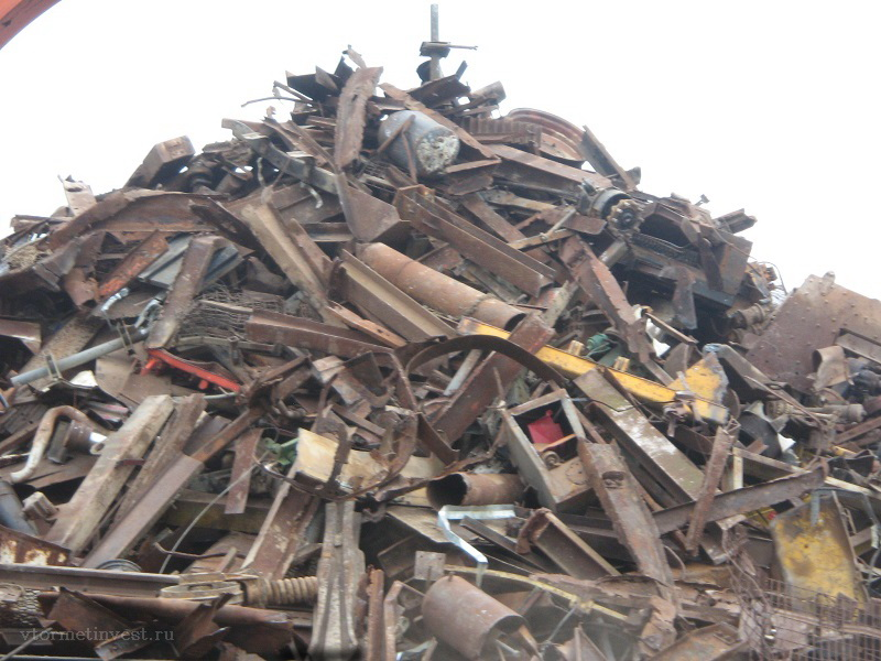 Где сдать металлолом в петербурге прием цветного металла в серове