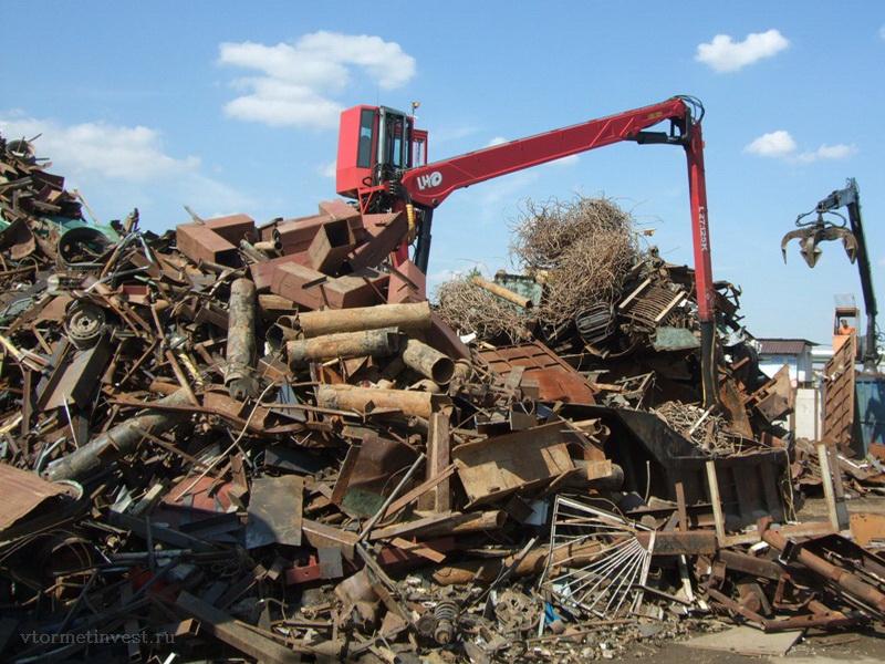 сдать черный металл в Яхрома